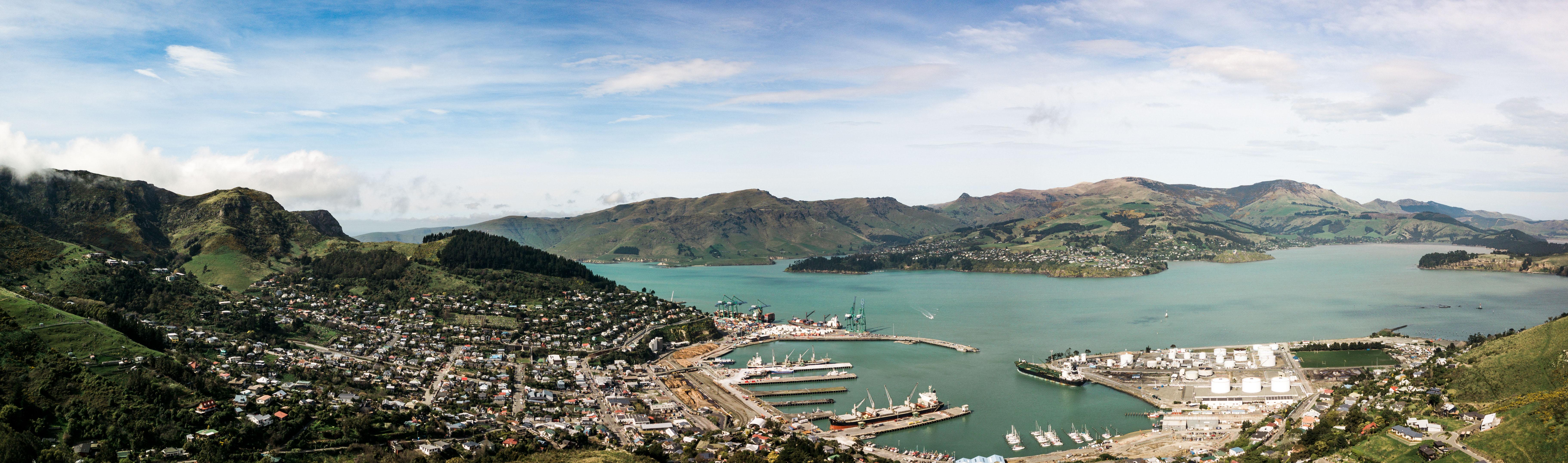 Lyttelton - New Zealand