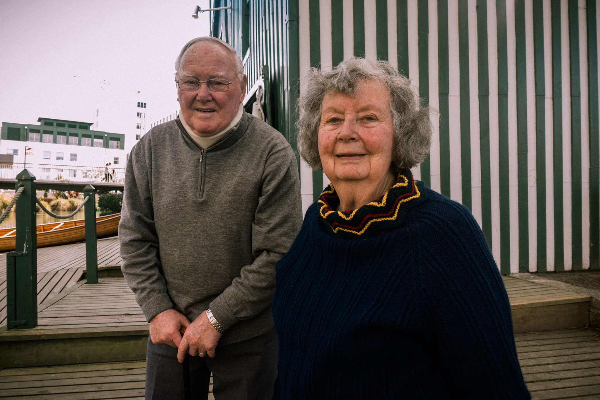 Stranger(s) 15 - Don and Lorraine
